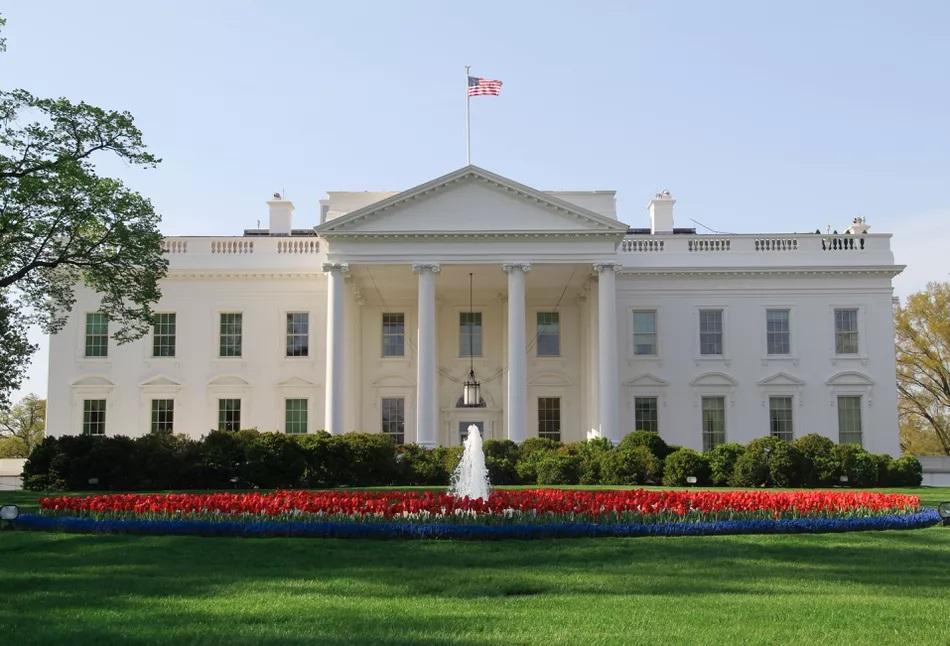 کاخ سفید در واشنگتن دی سی
